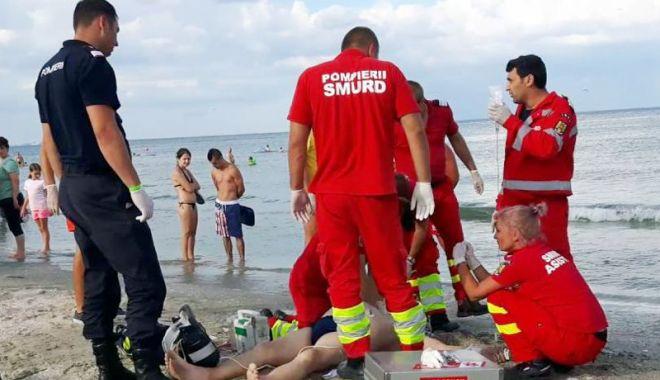 """Foto: Corturi de prim ajutor şi posturi medicale avansate pentru petrecăreţii de la Festivalul """"Neversea"""""""