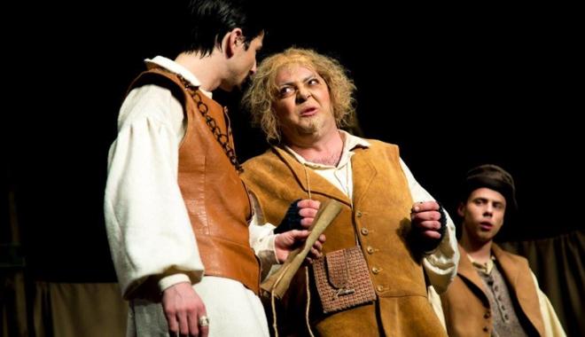Foto: Piesele lui Shakespeare, jucate la Constanţa