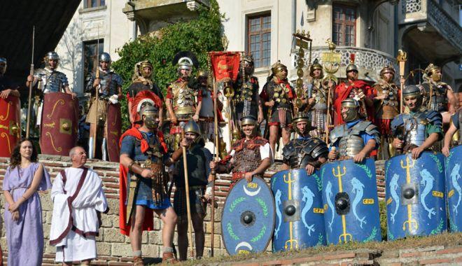 """Foto: Festivalul Antic """"Tomis""""  vă aşteaptă la Termele Romane"""