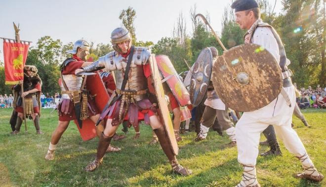 Foto: Festivalul Antic Tomis se întoarce la Termele Romane