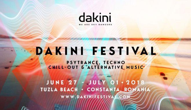 Foto: Dakini readuce vibraţia muzicii pe plaja de la Tuzla