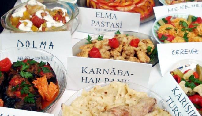 Foto: Festival de artă culinară turcească, la Constanţa