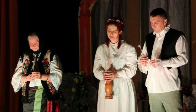 """Foto: Festivalul Național de Teatru """"Tanța și Costel"""", în week-end, la Medgidia"""