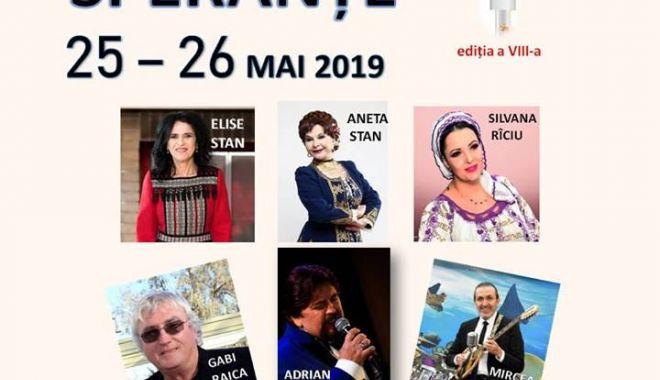 """Foto: Festivalul """"Tinere Speranțe"""" vine, în curând, la Medgidia"""