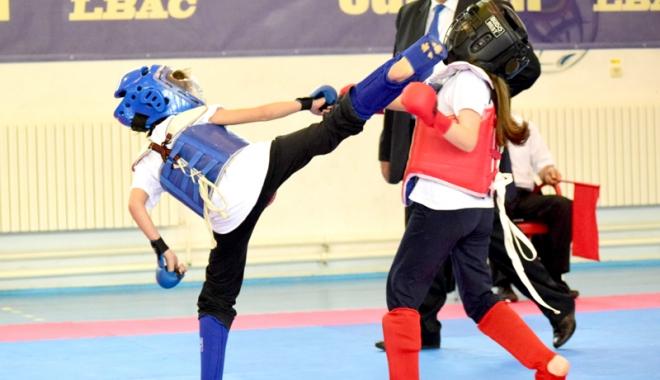 Foto: Festivităţi la Medgidia, cu ocazia Zilei Mondiale a Kung-Fu