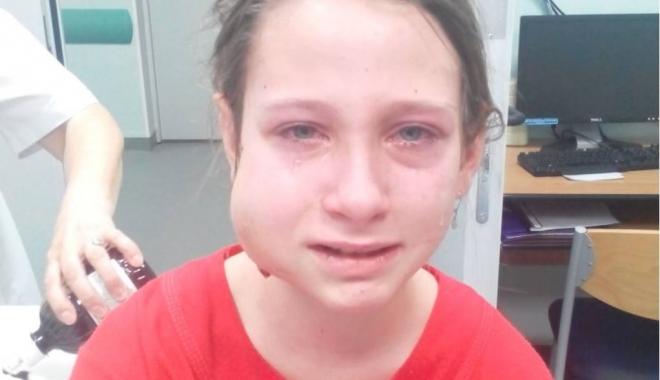 """Foto: """"Vă rog să fiţi alături de fetiţa mea!"""" Un copil din Constanţa are nevoie de ajutorul nostru, urgent!"""