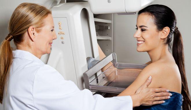 Foto: Femeile tinere, afectate de fibroadenomul mamar