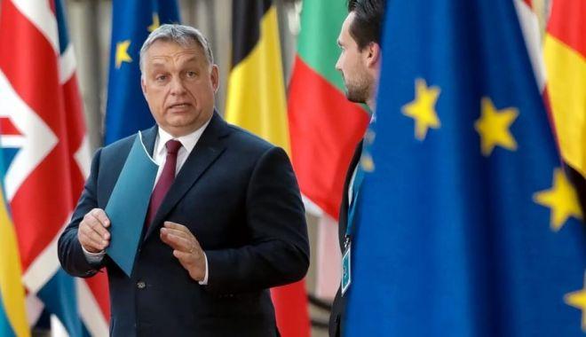 Foto: Fidesz, suspendat din Partidul Popular European