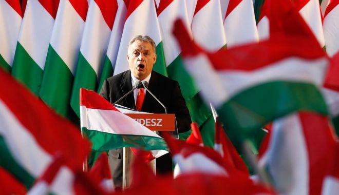 """Foto: """"Fidesz ar putea adera la un nou grup politic în Parlamentul European"""""""