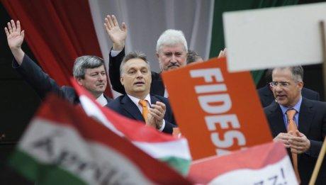 Partidul lui Viktor Orban a fost suspendat din PPE - fidesz87478500-1553119008.jpg