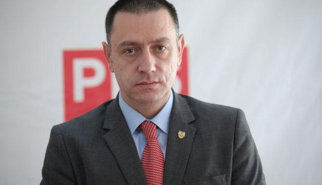 Foto: Fifor dă vina pe Iohannis pentru eşecul obţinerii unui loc de membru nepermanent în Consiliul de Securitate al ONU