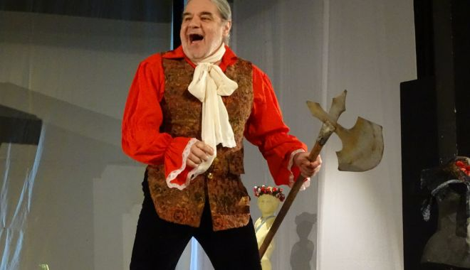 """Foto: """"Nunta lui Figaro"""" se joacă la Teatrul de Stat Constanţa"""