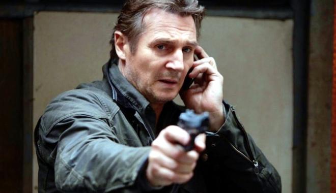 """Foto: Invitaţie la film. Liam Neeson este """"Pasager în trenul terorii"""""""