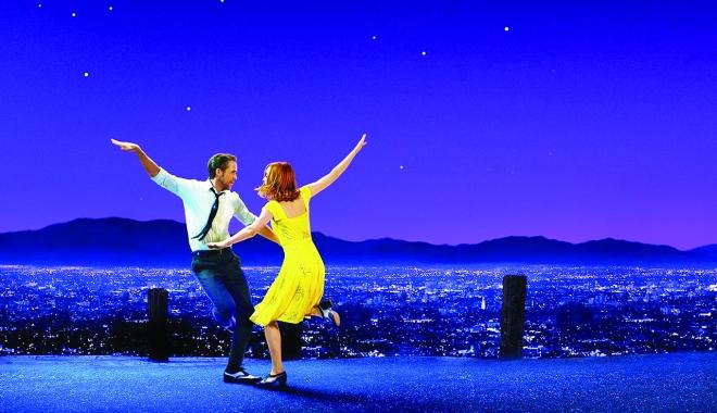 Foto: Filme de Oscar în aer liber, la Constanţa