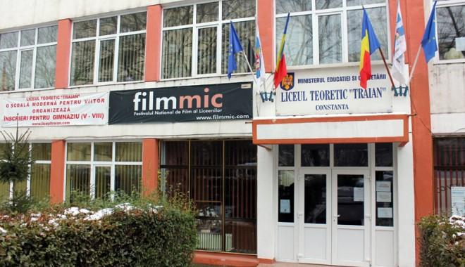 Foto: FILMMIC, festivalul liceenilor din toată ţara