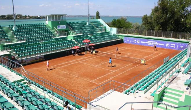 Foto: Finalele Cupei  Zilei Marinei, la Tenis Club Idu