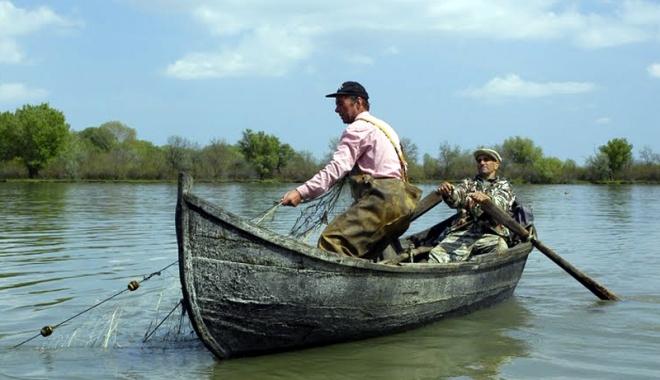 Foto: Finanţare de peste 117 milioane de euro pentru pescari