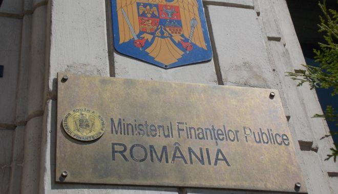 Foto: Finanțele Publice au atras 635,55 milioane de lei de la bănci