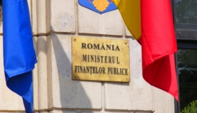 Foto: Finanţele Publice vor lansa la vânzare noi titluri de stat