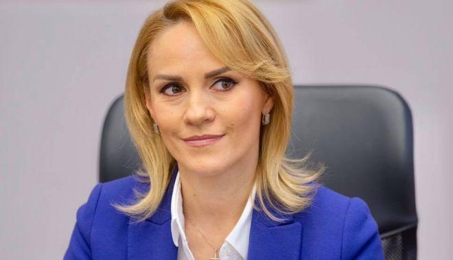 Senatorul Gabriela Firea, noi critici la adresa coaliției de guvernare - firea-1614713708.jpg