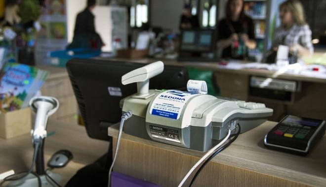 """Foto: Fiscul introduce sistemul de supraveghere  """"big brother"""" în comerţ şi servicii"""