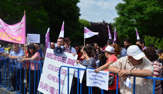 Foto: Fiscul se pregătește de o nouă reformă,  dar și de acțiuni de protest