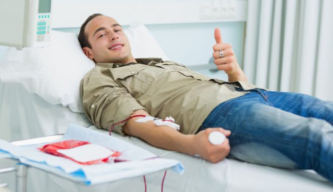 Foto: Fiţi eroii semenilor care zac pe paturile spitalelor! Donaţi sânge!