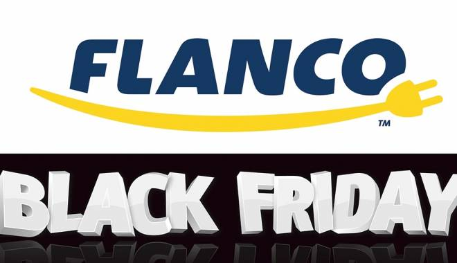 Foto: Black Friday la Flanco. Vezi catalogul de reduceri