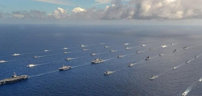 Foto: Exerciţii militare de amploare în Marea Neagră: vor participa mii de militari din mai multe ţări