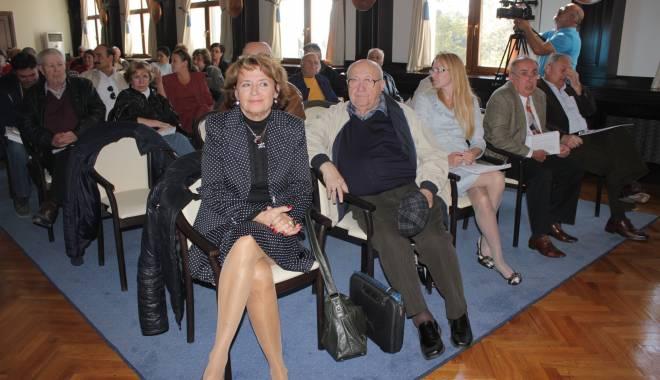 Foto: Florica Ganea – noul preşedinte al Uniunii Asociaţiilor de Proprietari