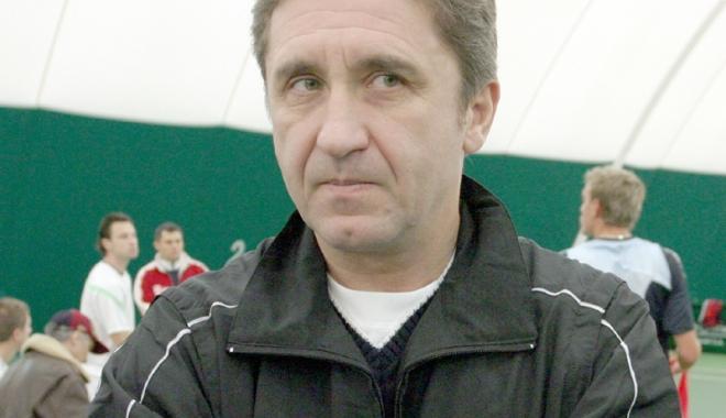 Foto: Florin Segărceanu, noul căpitan-nejucător al echipei de Fed Cup a României