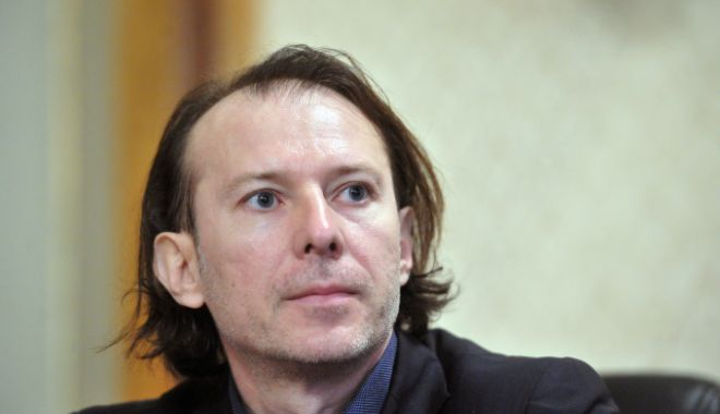 Foto: Florin Cîţu, noul lider al senatorilor PNL