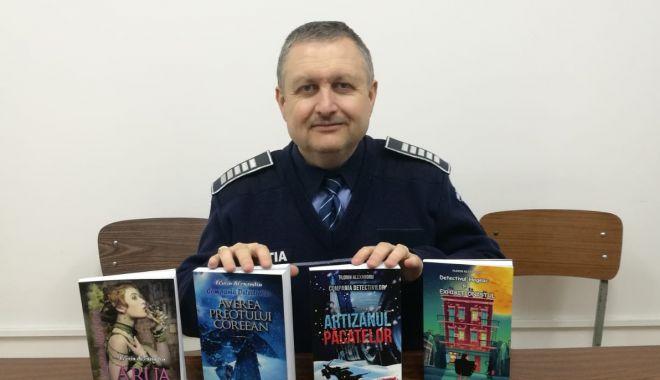 Florin Alexandru, autorul ce construiește imaginea polițistului în literatura română - florinalexandru-1557758127.jpg