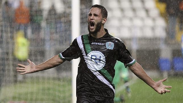 Foto: Florin Andone a debutat ca titular cu gol în Primera Division