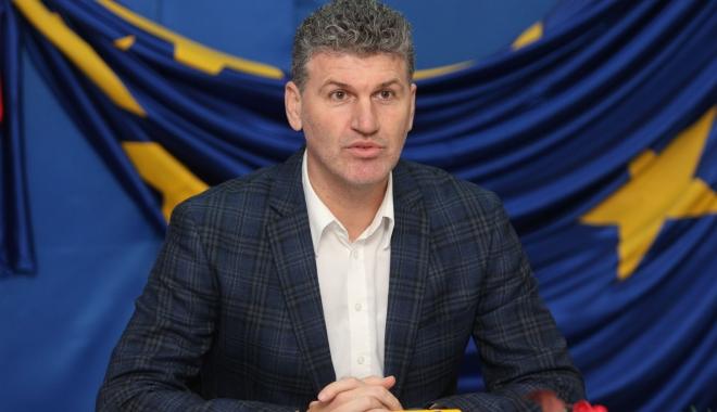 Foto: ALEGERI CONSTANŢA / Florin Chelaru, noul primar al Năvodariului