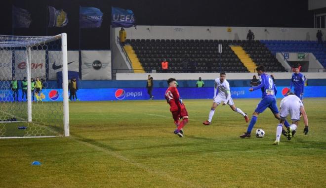 Foto: FC Viitorul Constanţa, înfrântă pe terenul Astrei Giurgiu