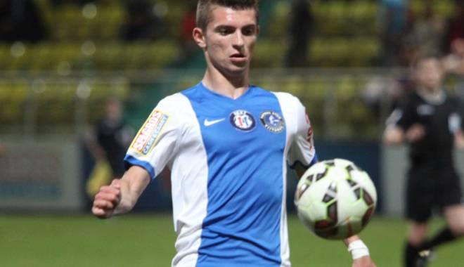 Foto: Florin Tănase,  de la FC Viitorul, convocat  la echipa naţională