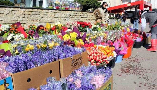 Foto: Protecţia consumatorilor / Amenzi de sute de mii de lei date florăriilor