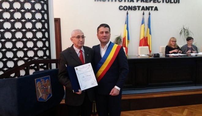 Ilie Floroiu, cetățean de onoare al Constanței.  Ce i-a propus primarul Decebal Făgădău - floroiu-1514472342.jpg