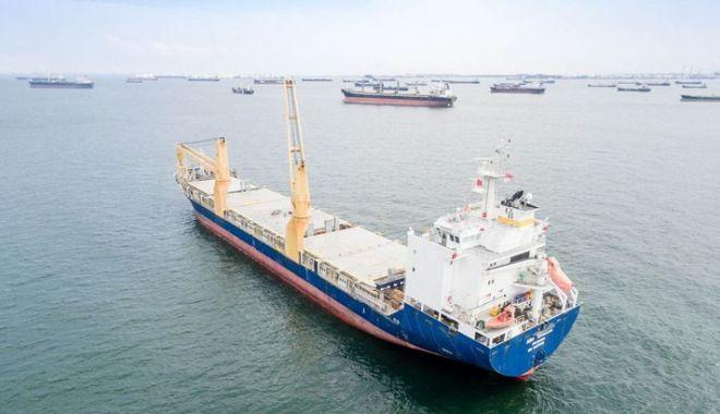 Flota comercială a României, acum 20 de ani.  Companii problemă, nave arestate, marinari neplătiţi - flota-1539523184.jpg
