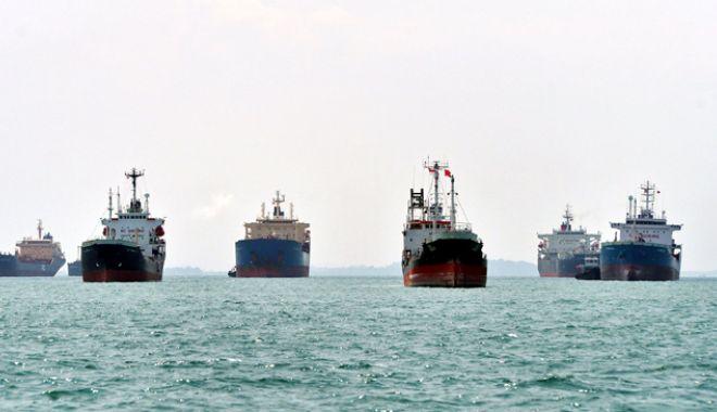 """Foto: Flota comercială a României, acum 20 de ani. Dedesubturile afacerii """"Petromin - Forum Maritime"""""""