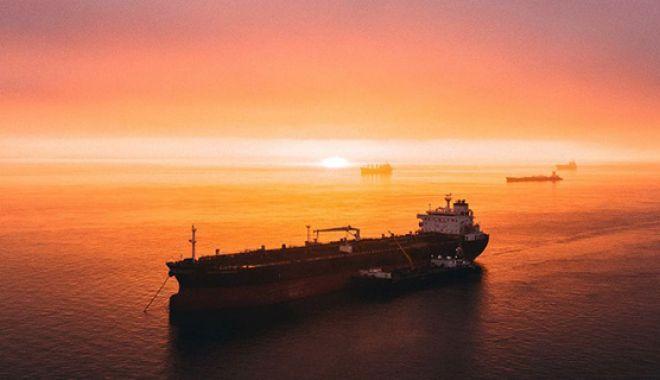 Foto: Flota comercială a României, acum 20 de ani.  O penalizare record: Petromin - în prag de faliment