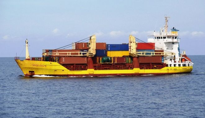 Foto: Flota comercială a României, acum 20 de ani. Garanţii pentru plata salariilor navigatorilor