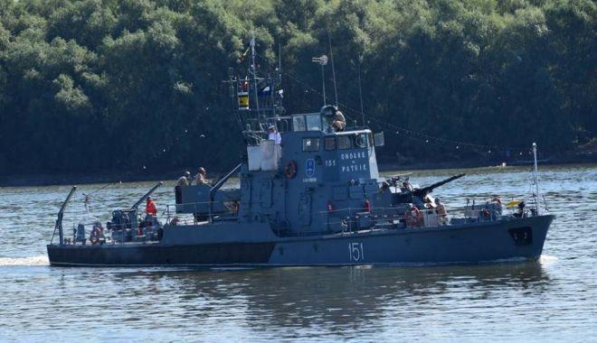Flotila fluvială, un instrument NATO de asigurare a securităţii pe flancul estic al Alianţei - flotilafluviala-1531660101.jpg