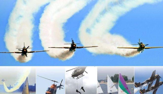 """Foto: Armata României la """"AeroNautic Show 2018"""""""