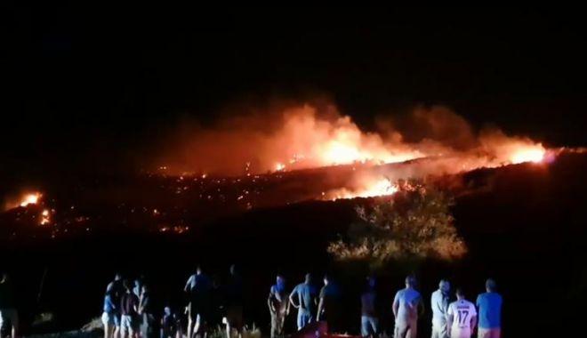 Foto: O rachetă de fabricație rusească a explodat în Cipru, aproape de Nicosia