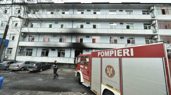 Încă un deces după incendiul de la Matei Balș. Bilanțul victimelor ajunge la 9 - foc-1612250975.jpg