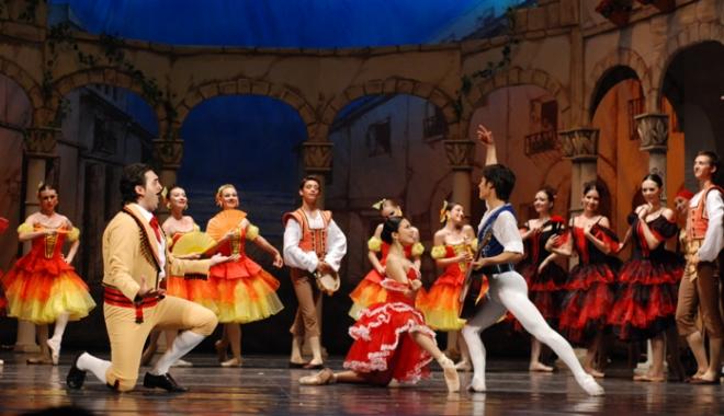 Baletul deschide stagiunea  de toamnă la Teatrul