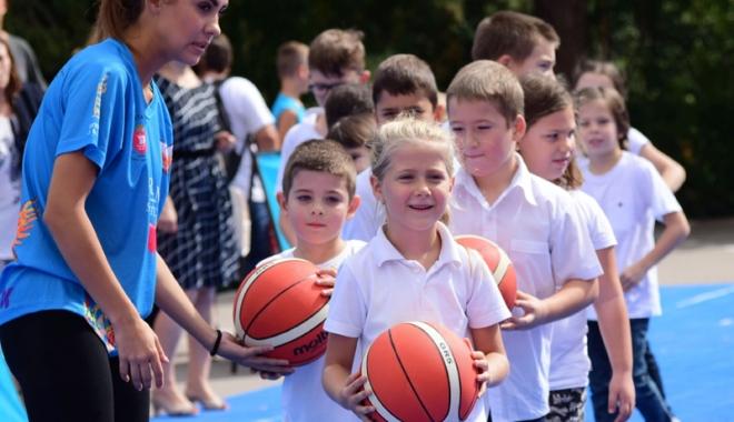 Foto: Revoluţie sau vrăjeală? Sport la Bacalaureat şi mai multe ore de educaţie fizică în şcoli