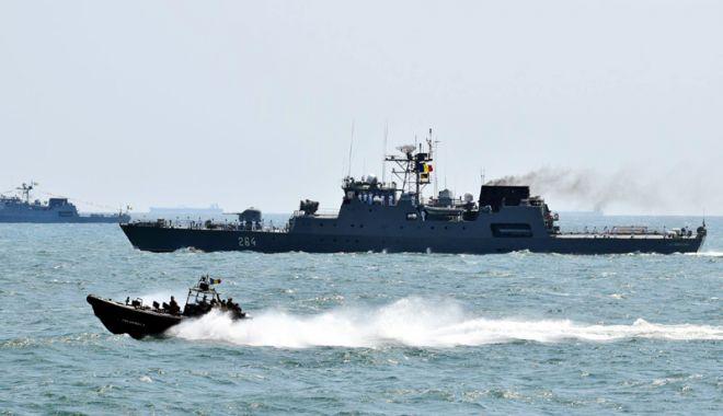 Forţele Navale, planuri mari în 2018.